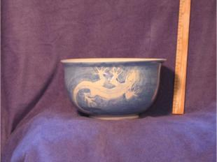 Large Lizard Bowl
