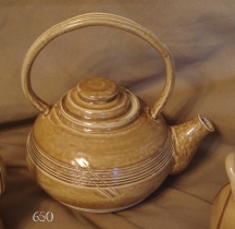 teapot with rings
