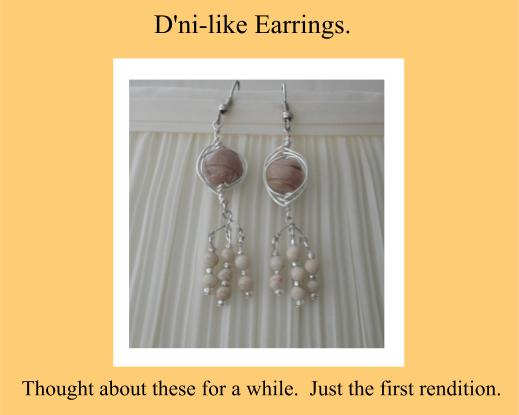 D'ni-like Earrings