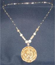 Dial Necklace
